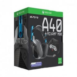 ASTRO A40+Mixamp M80 wireless headphone HALO5 Edition