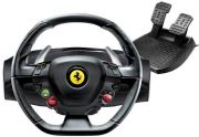 Microsoft XBOX Ferrari Edition wireless wheeling